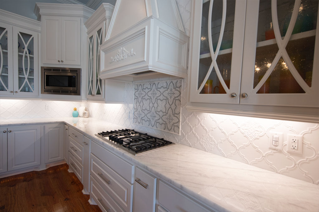 TURKISH WHITE CARRERA COUNTERTOPS