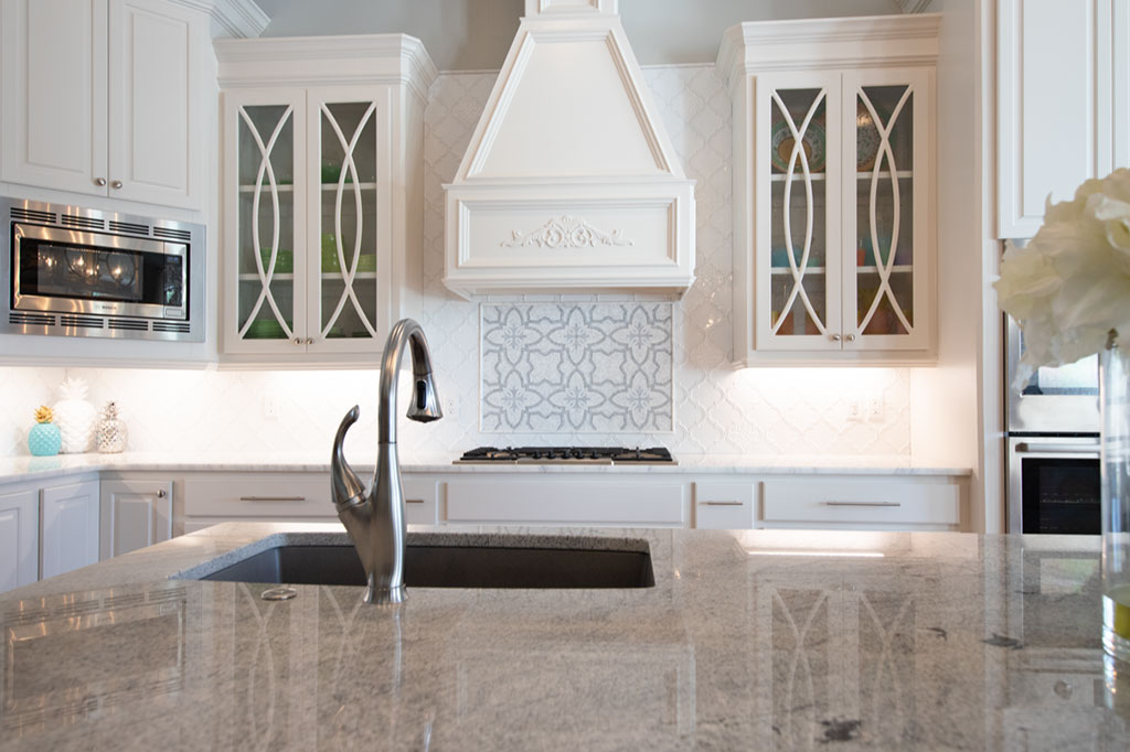 HIMALAYAN WHITE KITCHEN ISLAND
